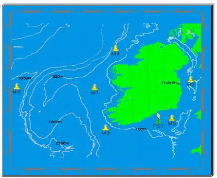 Irish Marine Data Buoy Network