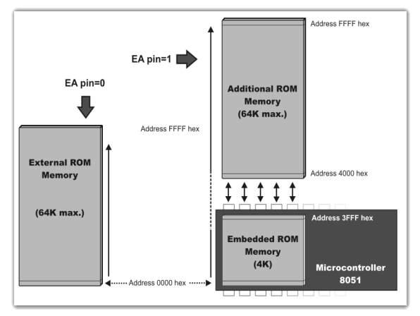 EA logical state