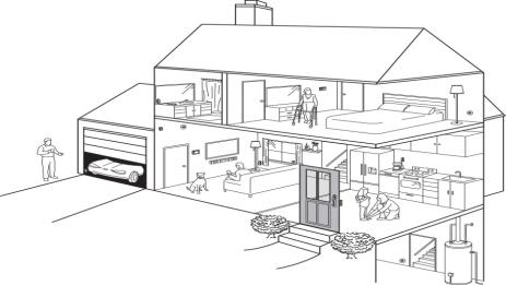 interactive-house