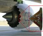 Boeing's variable geometry chevron (VGC) [238].