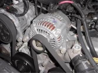 charging system alternator