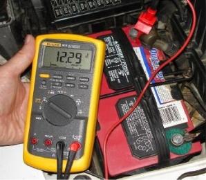 low charging voltage