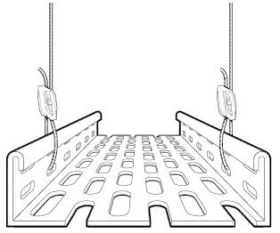 Image result for gripple fixings cable tray