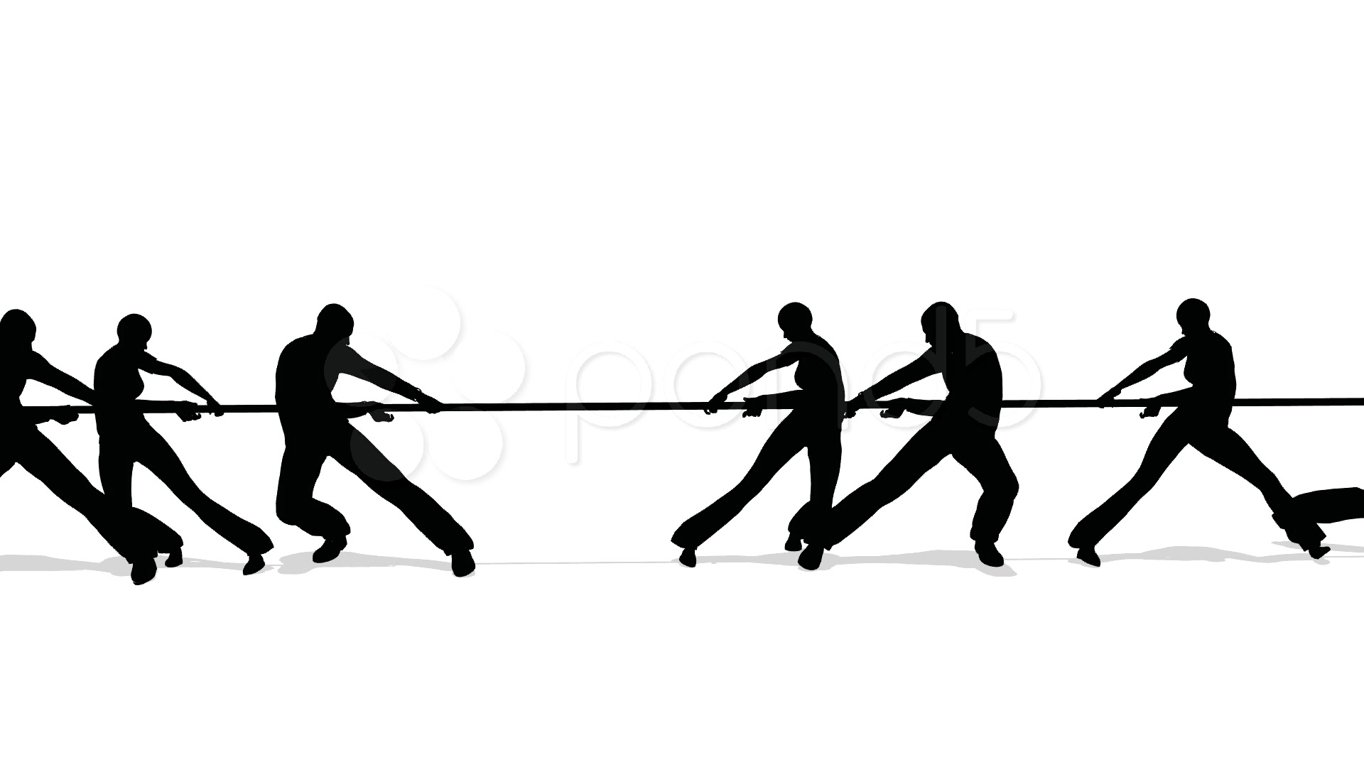 Image result for tug of war silhouette