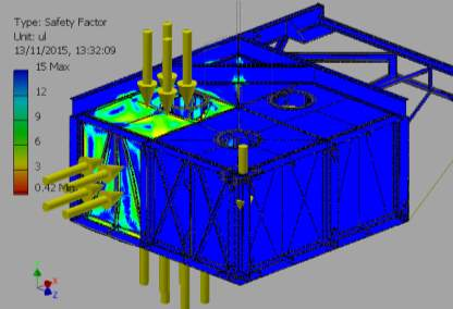 C:VaultWorkSpaceDesignsWave Sub1-4 ScaleFEA REPORTSImages2-000001_FEA_MODEL.iam Stress Analysis Report_External Pressure_13_11_2015 Pressures3Result_0_57.png