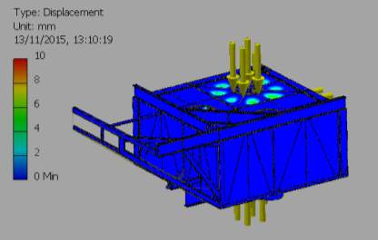 C:VaultWorkSpaceDesignsWave Sub1-4 ScaleFEA REPORTSImages2-000001_FEA_MODEL.iam Stress Analysis Report_Internal Pressure_13_11_2015 Pressures1Result_0_2.png