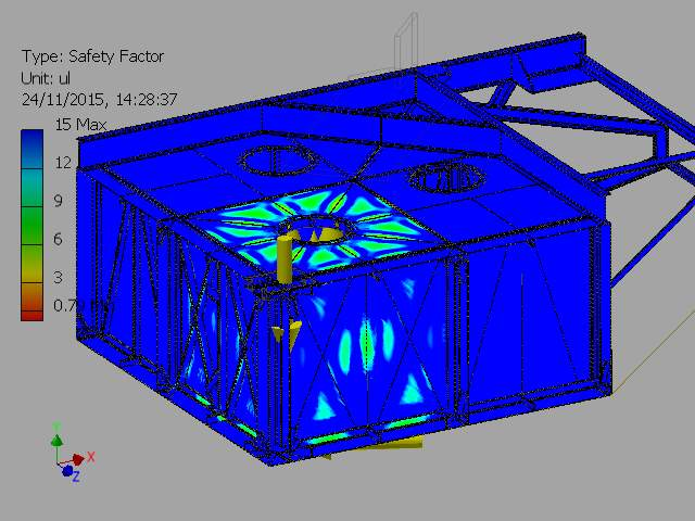 C:VaultWorkSpaceDesignsWave Sub1-4 ScaleFEA REPORTSImages2-000001_FEA_MODEL.iam Stress Analysis Report_Internal Pressure On Inner Chamber_23_11_20156Result_0_57.png