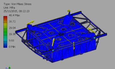 C:VaultWorkSpaceDesignsWave Sub1-4 ScaleFEA REPORTSImages2-000001_WELD.iam Stress Analysis Report_PTO Operational_25_11_201517Result_0_1.png