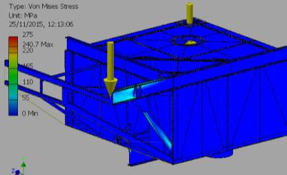 C:VaultWorkSpaceDesignsWave Sub1-4 ScaleFEA REPORTSImages2-000001_FEA_MODEL.iam Stress Analysis Report_Mooring Loads_25_11_20154Result_0_1.png