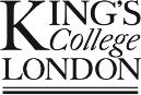 KCL logo without UoL strapline