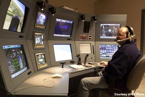 Image result for instruction station in simulators