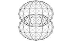 Two Sphere Surfaces Intersecting in a Circle
