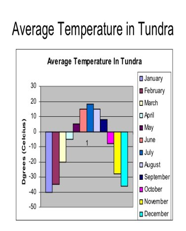 Image result for tundra climate chart