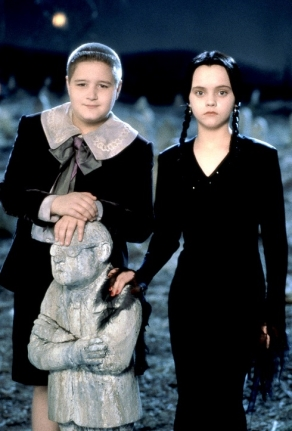 Image result for wednesday addams 1991