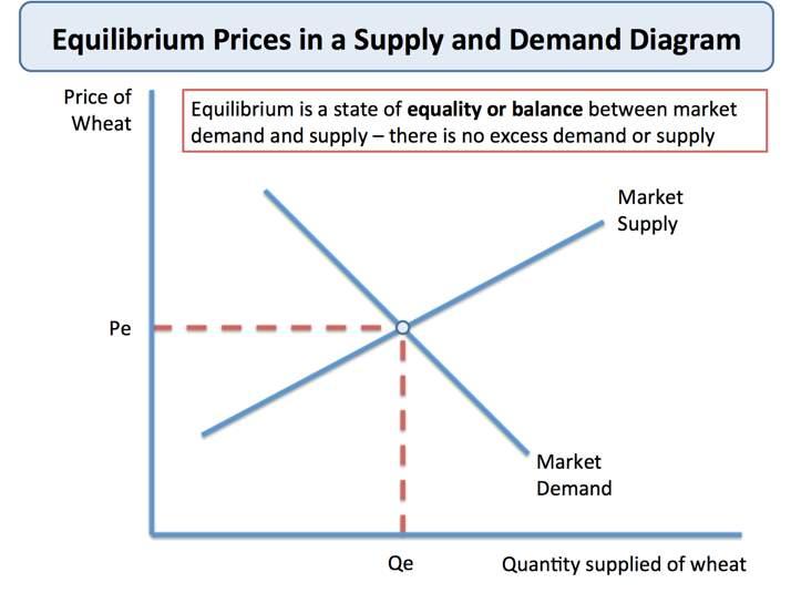 Image result for definition of equilibrium in economics