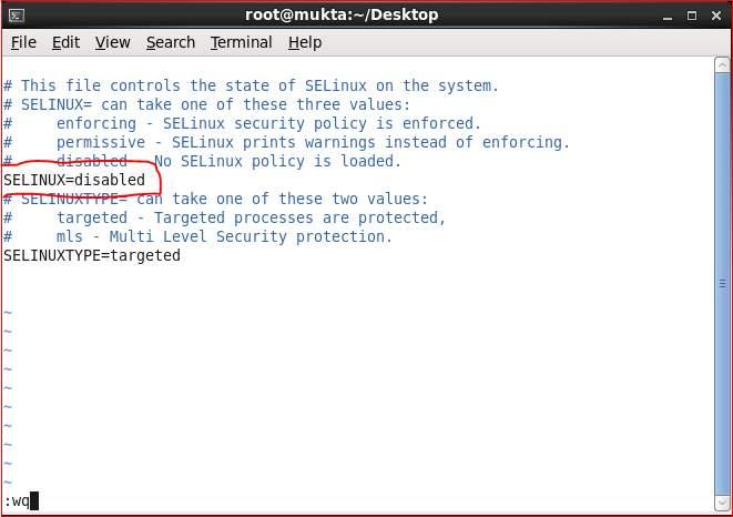 C:UsersMuktaDesktopCENTOSSellinuxCapture.PNG