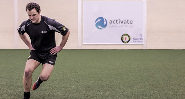 Image result for activate gaa warm up
