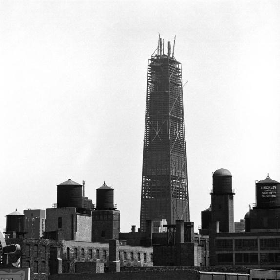Image result for John Hancock Centre, 1969