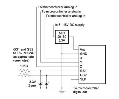 MMA7260Q-schematic