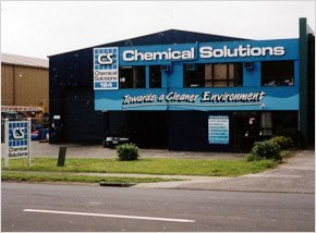 Description: cleaning chemicals manufacturer