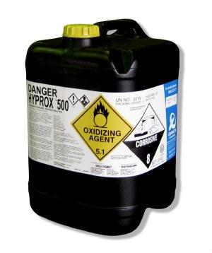 Description: Hydrogen Peroxide 60%
