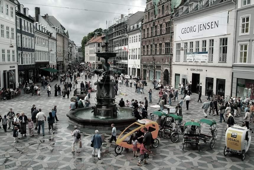 Image result for stroget streets