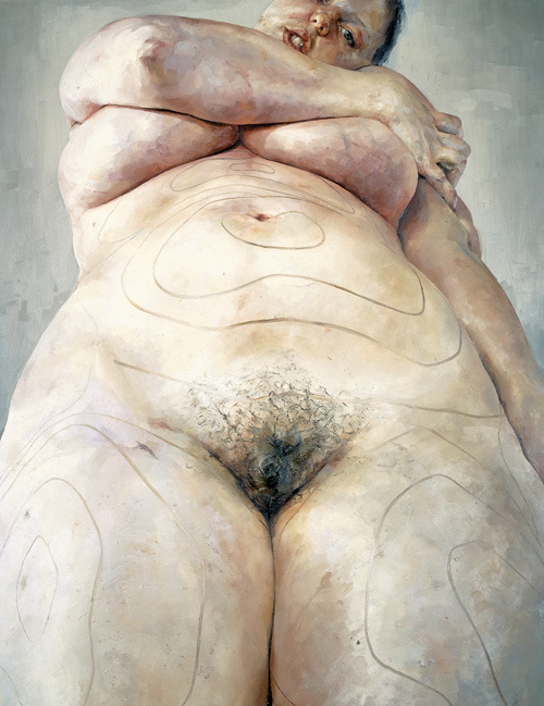 E:\Thesis Images\Jenny Saville's Plan.jpg