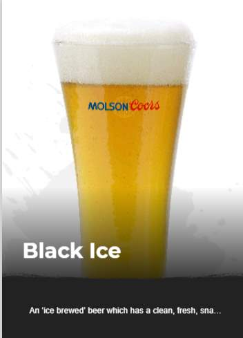 Strategic Plan for Molson Coors Brewing