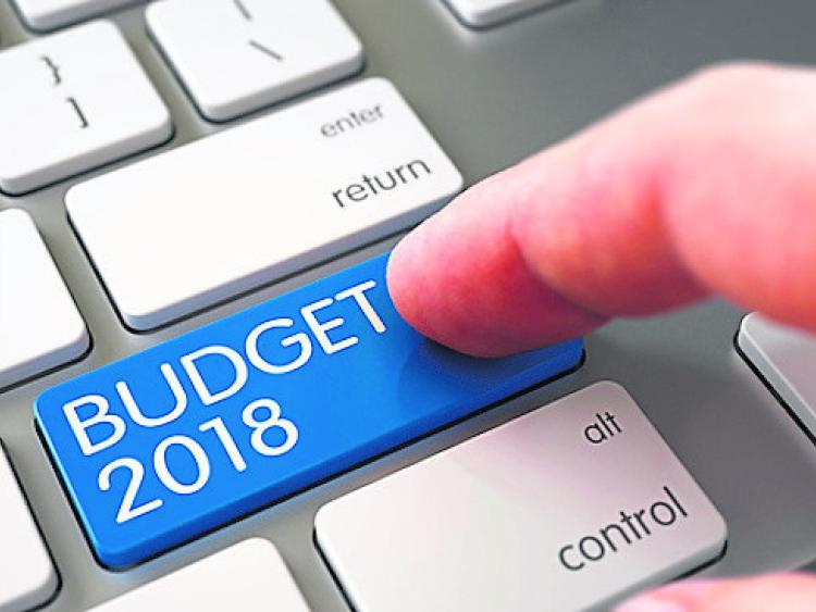 Image result for minister jim daly budget 2018