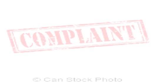 Image result for complaints word