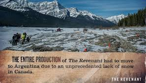 Image result for revenant canada and argentina different