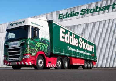 Eddie Stobart van