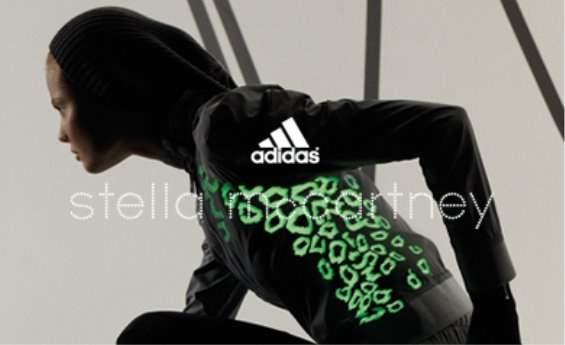 Резултат с изображение за Adidas campaign by stella mccartney